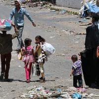 Yemen, ora anche il colera nel disastro umanitario provocato dalla guerra