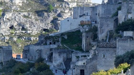Movida in grotta, che vita tra i Sassi di Matera