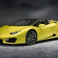 Lamborghini Huracan RWD Spider