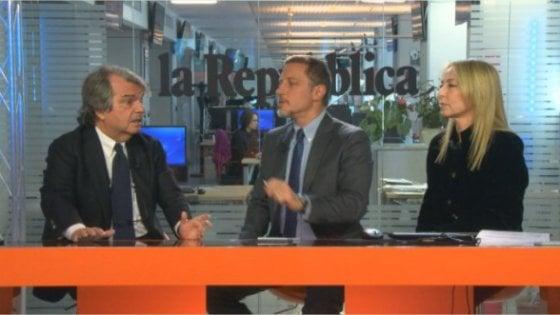 """Referendum, Brunetta a RepTv: """"Silvio può riunire le destre e vincere. Il mio sogno? Che Renzi perda 40 a 60"""""""