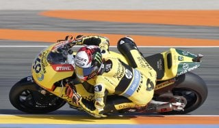 Motogp, test Valencia: Rins finisce in ospedale, cade anche Iannone
