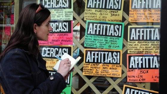 Affitti, Italia a due facce: rincarano al Nord, scendono al Sud