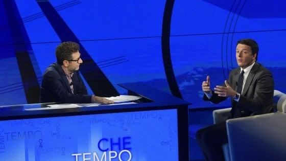 Referendum, Agcom chiede lista ospiti di Fabio Fazio dopo Renzi