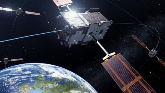 Quattro satelliti Galileo lanciati con il razzo Ariane 5