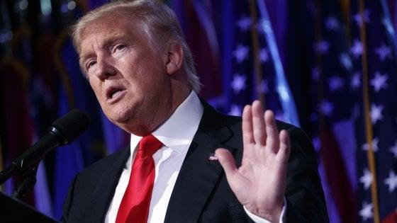 """Trump rivendica lo stop del progetto Ford in Messico: """"La fabbrica rimarrà in Kentucky"""""""