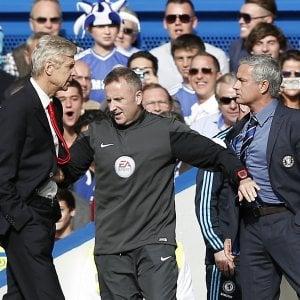 """Manchester Utd, Mourinho attacca Wenger: """"Non vince da 18 anni, eppure lo rispettano"""""""