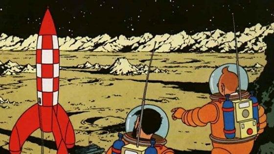 'Tintin' da record, una tavola venduta per 1,5 milioni di Euro