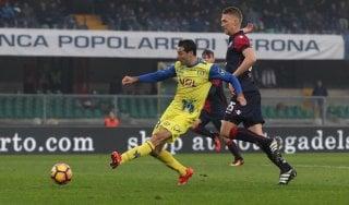 Chievo-Cagliari 1-0: Gobbi rilancia i clivensi, rossoblù in crisi
