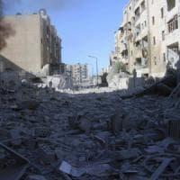 Siria, Oms: 5 giorni di raid su Aleppo est. Tutti gli ospedali sono fuori uso