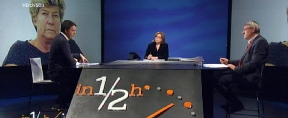 """Referendum, Renzi: """"Siete per la Casta"""". Landini: """"No, questa riforma è malfatta"""""""