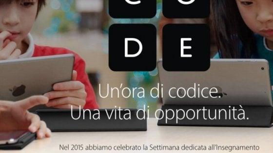 Apple Store, imparare a programmare: corsi gratis per tutti