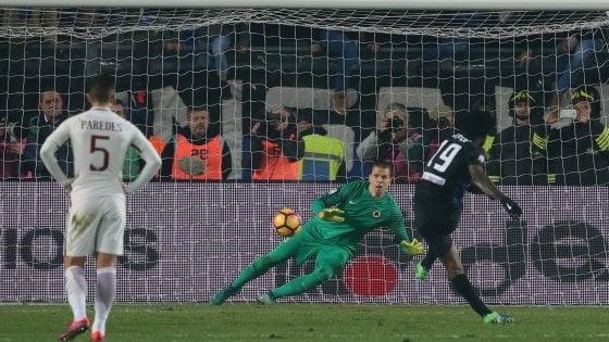Le pagelle di Atalanta-Roma: Kessie mostruoso, Salah decisivo al contrario