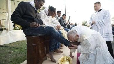 El Jubileo contado a través de las imágenes: los gestos simbólicos del papa Francisco