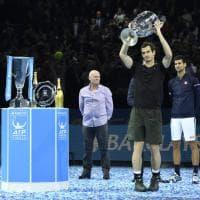 Atp Finals: Murray batte Djokovic e si conferma numero 1