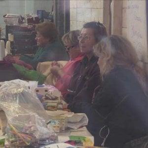 La comune di Capricchia, il paese ripopolato dal terremoto