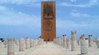 Moschee verdi, il Marocco   foto   sulla via delle fonti rinnovabili