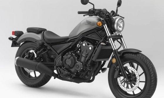 Honda CMX500 Rebel, quante idee