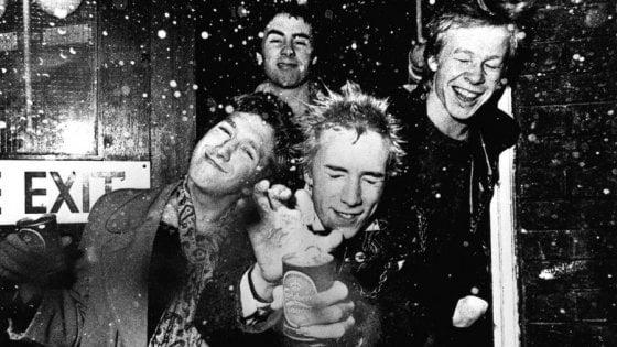 'Anarchy in the UK', 40 anni fa l'urlo punk dei Sex Pistols