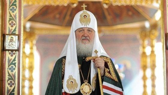 """Patriarca Kirill: """"Nozze gay paragonabili all'apartheid o alle leggi naziste"""""""