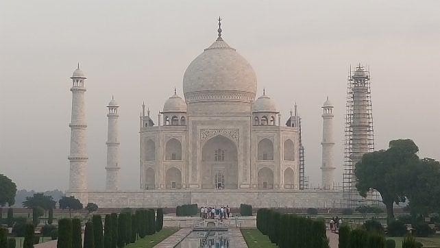 Agra e la magia del Taj Mahal