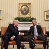 Usa: Trump svela piano 100 giorni, non c'è il muro al confine Messico