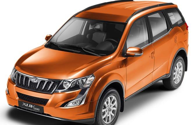 Nuovo Mahindra XUV500, sempre più Suv