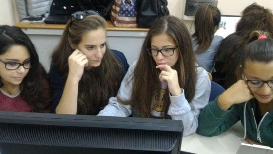 """Alessia, coding girl: """"Scrivere codice mi ha aperto la mente"""""""