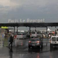 Parigi, colpo grosso in autostrada: