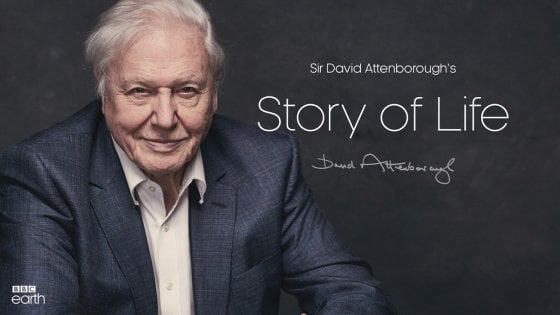 Bbc lancia l'app Story of Life, scopri i documentari di Attenborough e crea