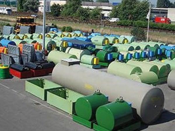 Emiliana Serbatoi, cisterne hi-tech per i depositi di carburante