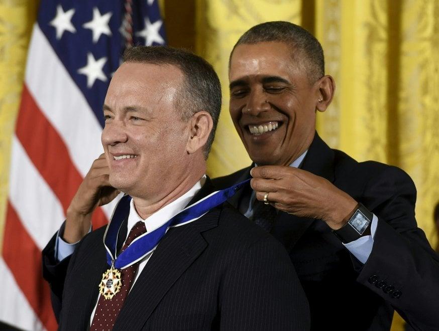 Usa, da Springsteen a De Niro tutte le medaglie della libertà di Obama
