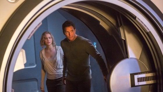 """Jennifer Lawrence: """"Meglio lottare per salvare la Terra che partire e abbandonarla"""""""