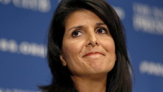 Una donna di origini indiane nella squadra di Trump: Nikki Haley ambasciatrice alle Nazioni Unite