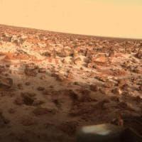 """C'è una riserva di ghiaccio su Marte. """"Acqua accessibile per futuri insediamenti"""""""