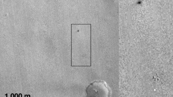 L'Esa conferma: sistema di navigazione in tilt e Schiaparelli è precipitato su Marte