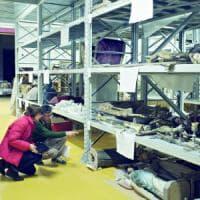 Terremoto, viaggio nel bunker delle opere salvate:
