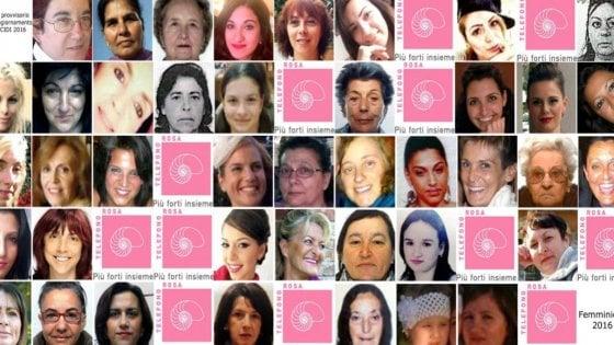 La strage delle donne: 116 femminicidi dall'inizio dell'anno