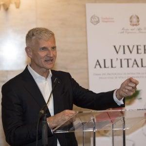 """Andrea Illy: """"Su area Expo pronta scuola del saper fare italiano"""""""