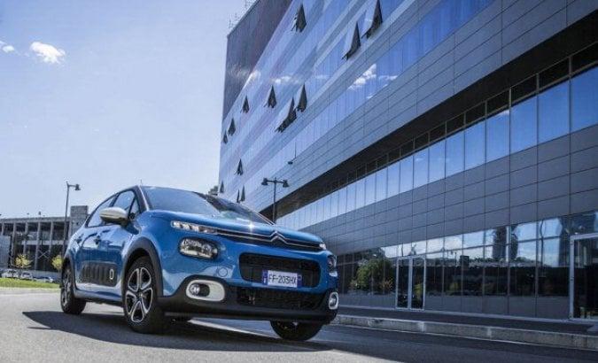 Nuova Citroën C3 Facebook Only Limited Edition, ecco preziosa la numero 1