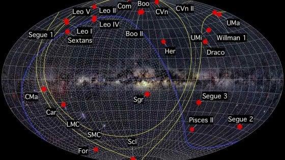 Caccia alle galassie nane per scoprire le origini dell'Universo