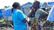 Congo, l'allerta tempestivo in aiuto  delle donne vittime  di frequenti  e impunite violenze