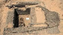 Egitto: scoperta una necropoli di 5 mila anni