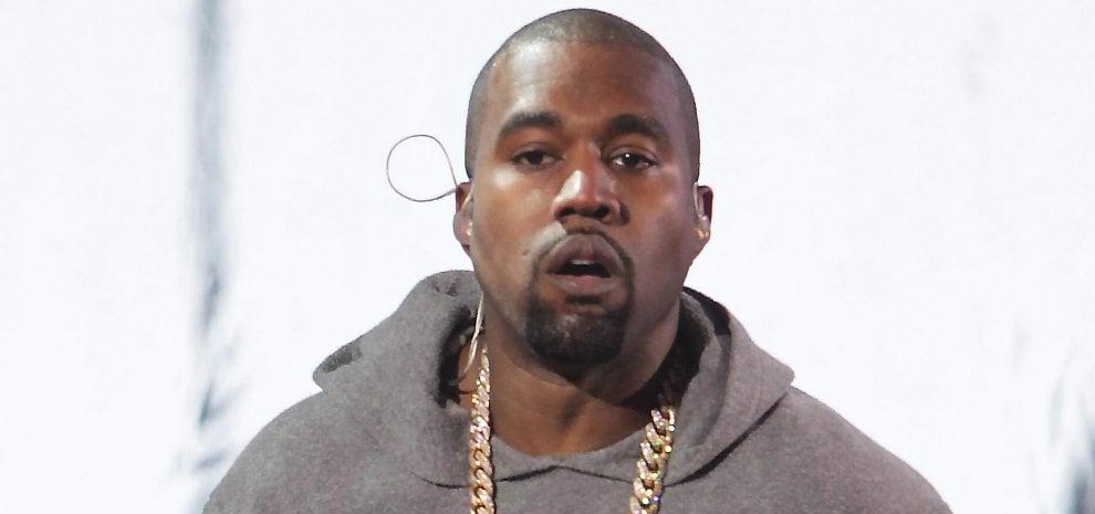 """Kanye West resta in ospedale: """"E' in cattivo stato di salute mentale"""""""
