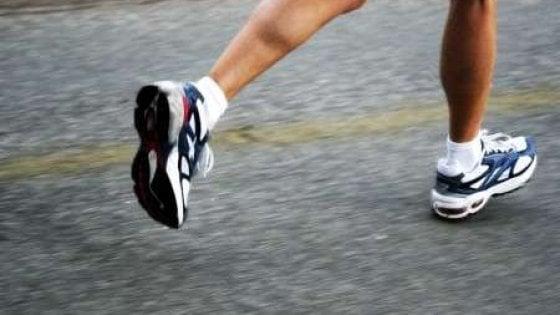 Meno infortuni con le scarpe non ammortizzate