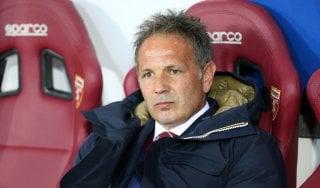 Torino, Mihajlovic: ''Per restare in alto dobbiamo prima arrivarci''