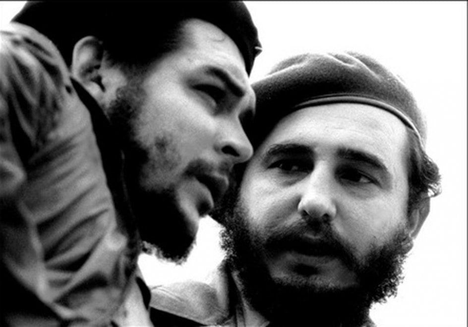 Fidel Castro con Che Guevara, e gli altri incontri