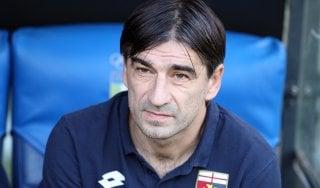 Genoa, Juric: ''Coraggio e qualche rischio per fermare una Juve fantastica''
