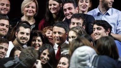 """Referendum: Renzi: """"Difficile, ma decidono i cittadini, non i partiti"""". Berlusconi: """"Vincerà il No"""""""