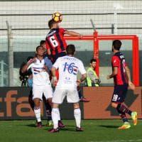 Crotone-Sampdoria, il film della partita