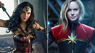 Girl power nei fumetti: in arrivo Wonder Woman, Captain Marvel e la Vedova nera